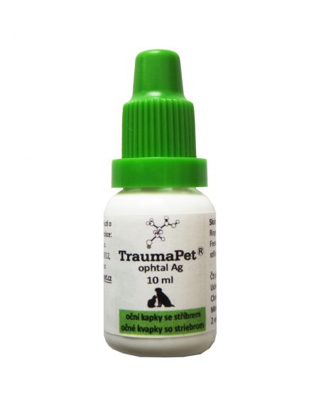TRAUMA PET OPTHAL Ag 10ML