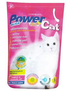 POWER CAT SILICA MAČJI POSIP 5L