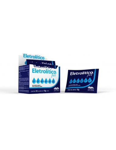 VETNIL ELETROLITICO PET 10 x 10 G