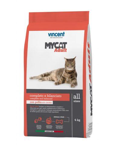 Vincent MYCAT Adult 4 kg