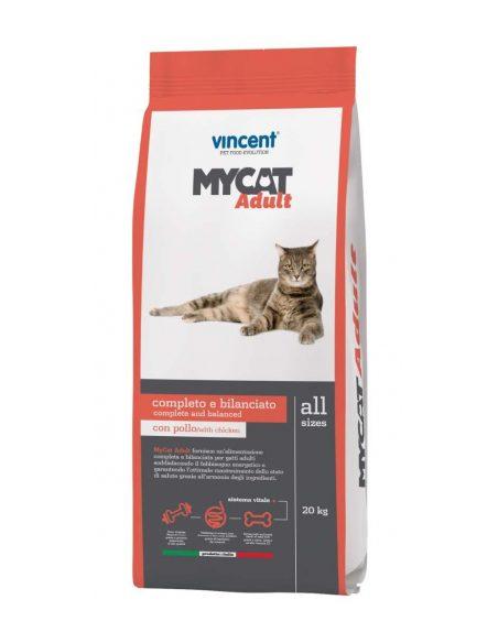 Vincent MYCAT Adult 20 kg