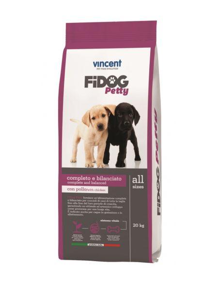 VINCENT FIDOG PETTY hrana za pasje mladiče 20kg