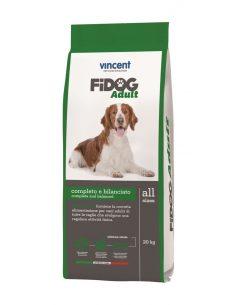 VINCENT FIDOG ADULT hrana za odrasle pse 20kg