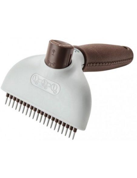HUNTER SPA samočistilni štrigelj za nego dlake