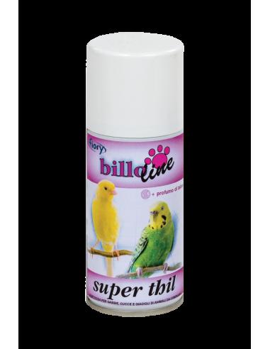 Fiory SUPER THIL pršilo proti parazitom za ptice 150 ml